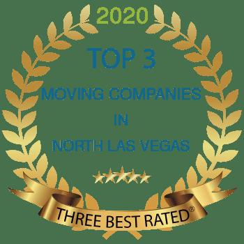 Top 3 Best Reviews Moving Companies in North Las Vegas
