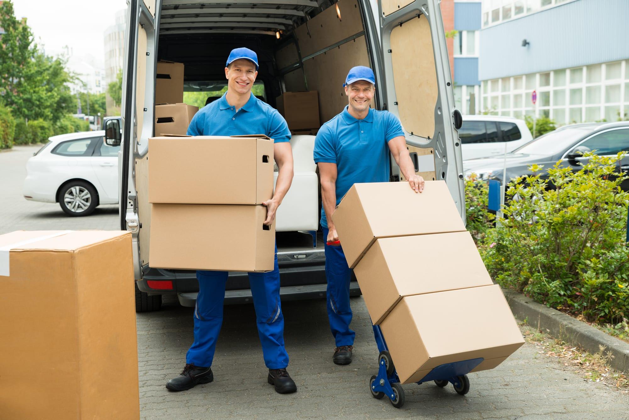 Moving company las vegas